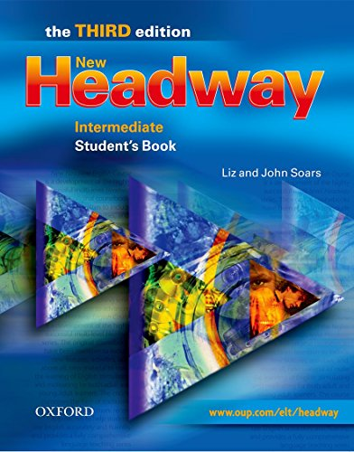 9780194387507: New Headway. Intermediate. Student's Book (Headway ELT)