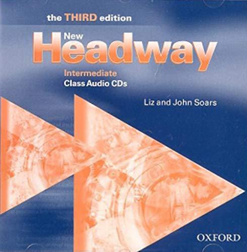 9780194387590: New Headway: Intermediate Third Edition: Class Audio CDs (Headway ELT)