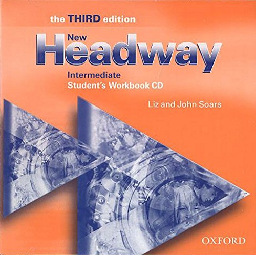 9780194387606: New headway new ed interm stud cd (1): Student's Audio CD Intermediate level