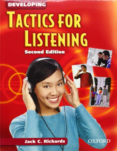 9780194388436: Developing Tactics for Listening