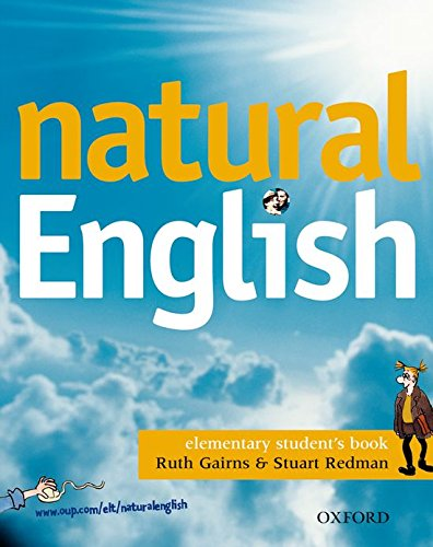 9780194388498: Natural English. Elementary Student's Book