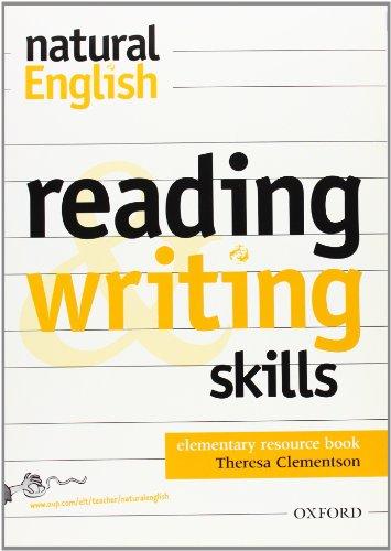 9780194388511: Natural English Elementary: Reading & Writing Skills: Resource Book: Reading and Writing Skills Resource Book Elementary level