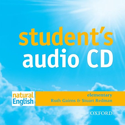 9780194388566: Natural English: Student's Audio CD Elementary Level (natural English Elementary)