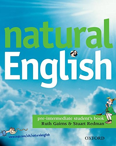 9780194388580: Natural English Pre-Intermediate: Student's Book and Listen Book: Student's Book (with Listening Booklet) Pre-intermediate lev