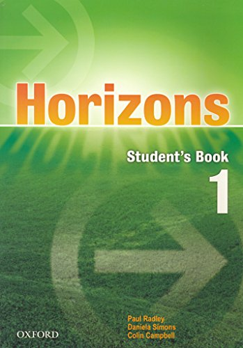 9780194388764: Horizons 1: Student's Book