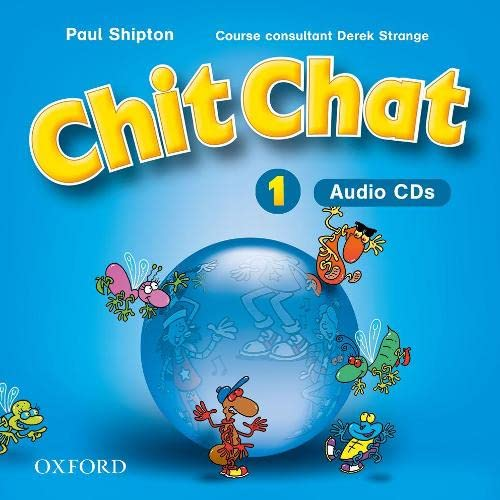 9780194388993: Chit Chat 1: Audio CDs (2)