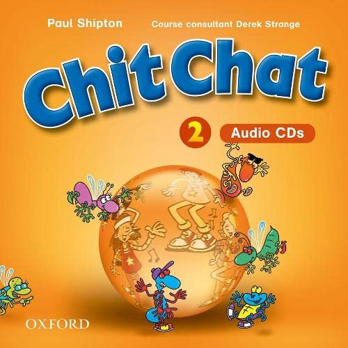 9780194389006: Chit Chat 2: Audio CDs (2)