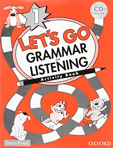 9780194389129: Let's Go 1 Grammar and Listening Activity Book [With CD (Audio)]