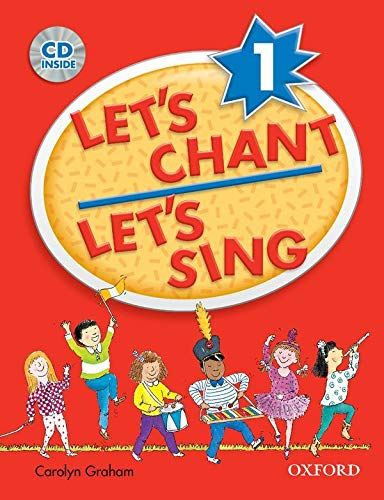 9780194389150: Let's Chant, Let's Sing Book 1 w/ Audio CD (Let's Go / Oxford University Press)