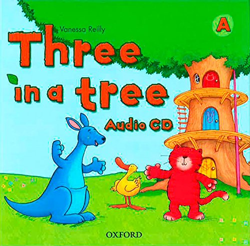 9780194390323: Three in a Tree A: Class CD (1)
