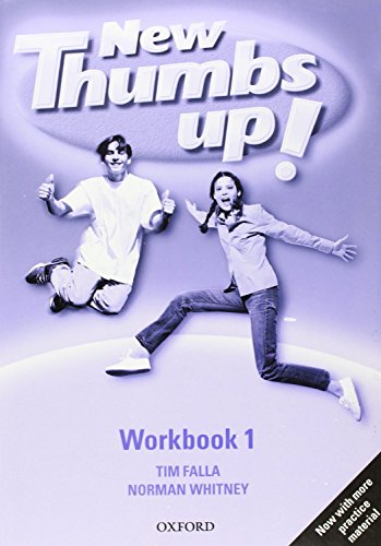 9780194390743: Thumbs Up 1: Workbook New Edition Revisado (Thumbs Up Second Edition)