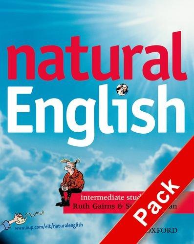 9780194391405: Natural English. Intermediate. Student's pack. Per le Scuole superiori