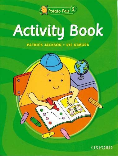 9780194391900: Potato Pals 1: Activity Book