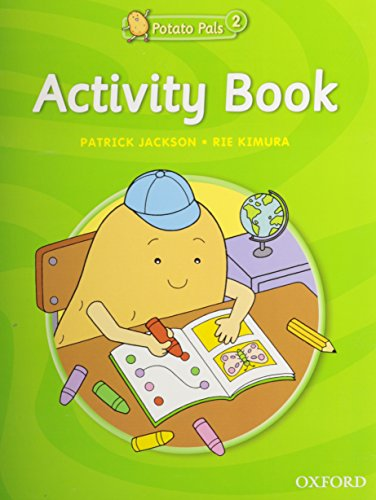 9780194391948: Potato Pals 2: Activity Book