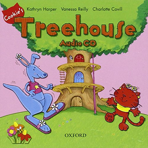 9780194392136: Treehouse: Class CD (1) New Edition