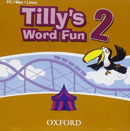 9780194392181: Tilly's Word Fun: Level 2