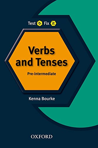 9780194392198: Test it, Fix it: Verbs and Tenses: Pre-Intermediate