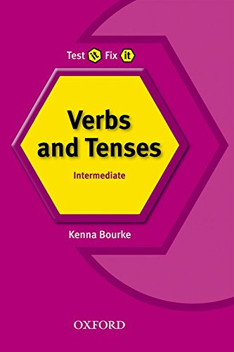 9780194392211: Test It Fix It Verbs and Tenses Intermediate Revised