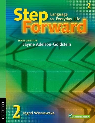 9780194392259: Step Forward: 2: Student Book