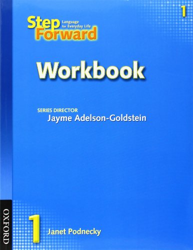 9780194392327: Step Forward 1: Workbook