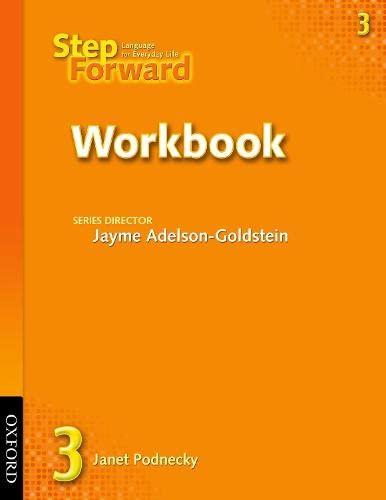 9780194392341: Step Forward 3 Workbook