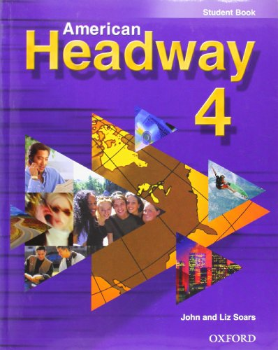 9780194392747: American Headway 4: Student Book