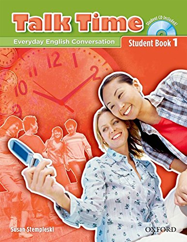 9780194392891: Talk Time 1: Student's Book with Audio CD