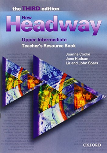 9780194393034: New Headway: Upper-Intermediate Third Edition: Teacher's Resource Book: Six-level general English course (Headway ELT)