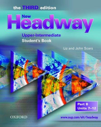 9780194393058: New Headway. Upper-Intermediate Third Edition: Student's book B: Student's Book B Upper-Intermediate: Student's Book B Upper-intermediate l (New Headway Third Edition)