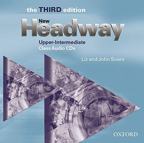 9780194393072: New Headway: Upper-Intermediate Third Edition: Class Audio CDs (2) (Headway ELT)