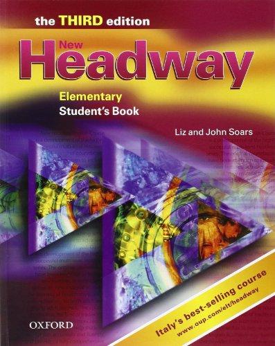 9780194393102: New headway. Elementary. Student's book. Per le Scuole superiori