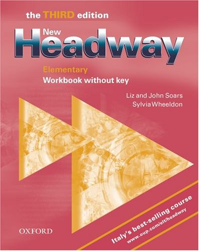 9780194393126: New Headway: Workbook without Key Elementary level