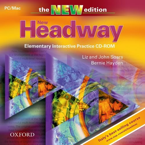 9780194393157: New headway. Elementary. Con CD Audio. Per le Scuole superiori