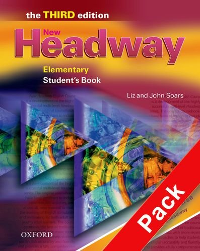 9780194393188: New headway. Elementary. Student's book-Workbook-Portfolio. With key. Con espansione online. Per le Scuole superiori. Con CD Audio. Con CD-ROM