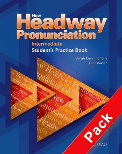 9780194393331: New Headway Pronunciation Course Pre-Intermediate: New Headway Pronunciation Pre-Intermediate: Student's Practice Book and Audio CD Pack: Student's Practice Book Pre-intermediate lev