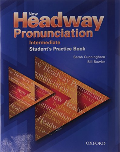 9780194393348: New Headway Pronunciation Course Intermediate: Student's Practice Book and Audio CD Pack