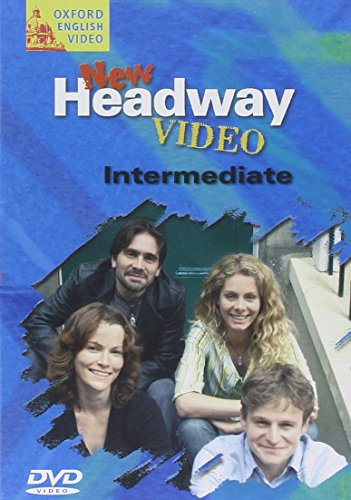 9780194393447: New Headway Video: Intermediate: DVD: Intermediate level: General English Course