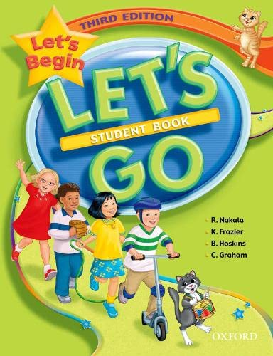 9780194394246: Let's Begin: Student Book (Let's Go Third Edition)