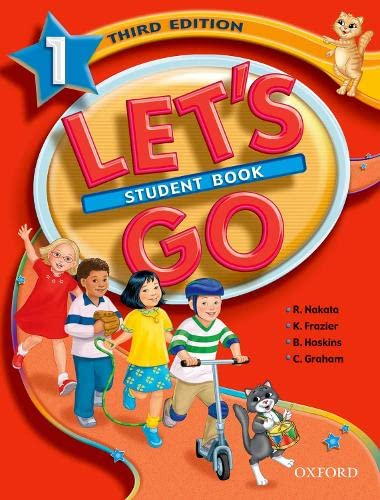 9780194394253: Let's Go 1 Student Book (Let's Go Third Edition)