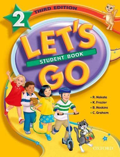 Let's Go 2 Student Book: Ritsuko Nakata, Karen