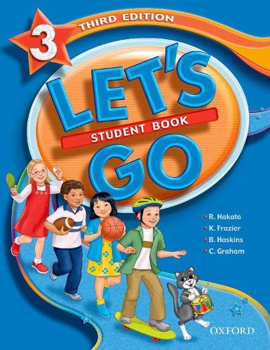 9780194394277: Let's Go: 3: Student Book