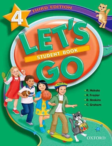 9780194394284: Let's Go: 4: Student Book: Student Book Level 4 (Let's Go Third Edition)