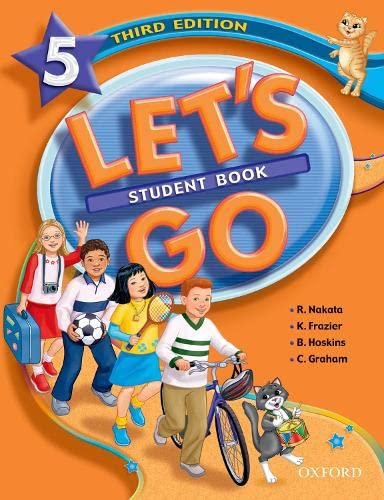 9780194394291: Let's Go: 5: Student Book: Student Book Level 5 (Let's Go Third Edition)