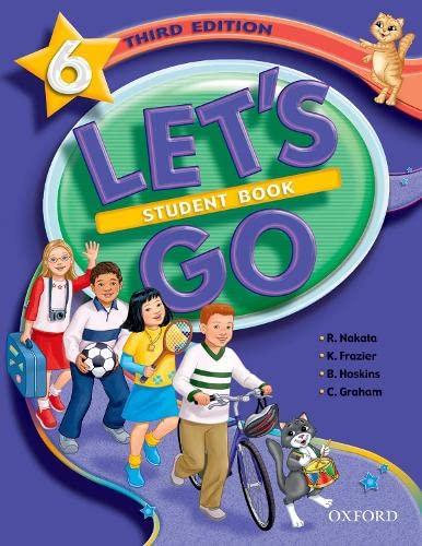 Let's Go 6: Student Book (Let's Go: Ritsuko Nakata Karen