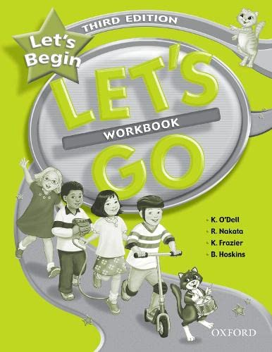 9780194394529: Let's Go, Let's Begin Workbook (Let's Go Third Edition)
