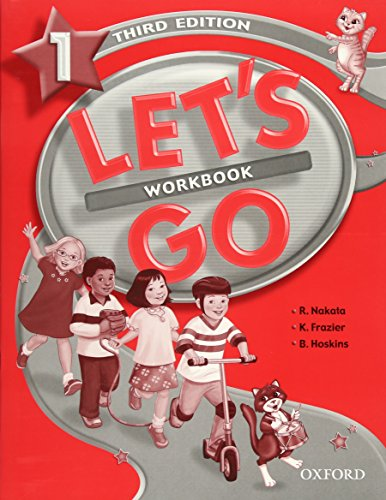 9780194394536: Let's Go 1 Workbook (Let's Go Third Edition)