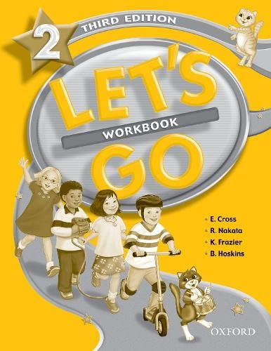 9780194394543: Let's Go 2 Workbook (Let's Go Third Edition)