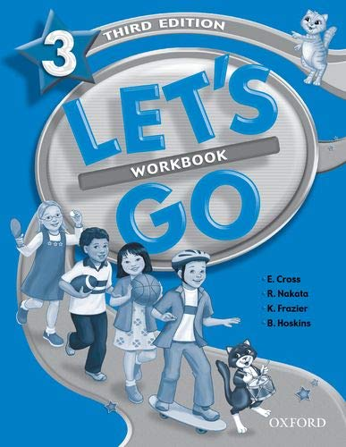 9780194394550: Let's Go 3 Workbook (Let's Go Third Edition)