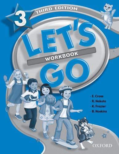 9780194394550: Let's Go 3: Workbook: Workbook Level 3