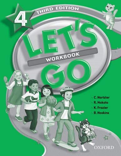 9780194394567: Let's Go 4 Workbook (Let's Go Third Edition)